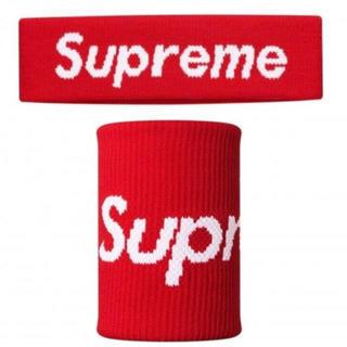 シュプリーム(Supreme)のsupreme x nike NBA headband wristbands(バングル/リストバンド)