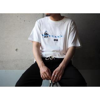 Yohji Yamamoto - 「rensow T-Shirt」  expt.club / SS