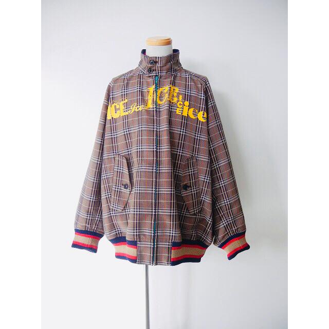 kolor(カラー)のkolor W/E チェックA ジャケット メンズのジャケット/アウター(ブルゾン)の商品写真