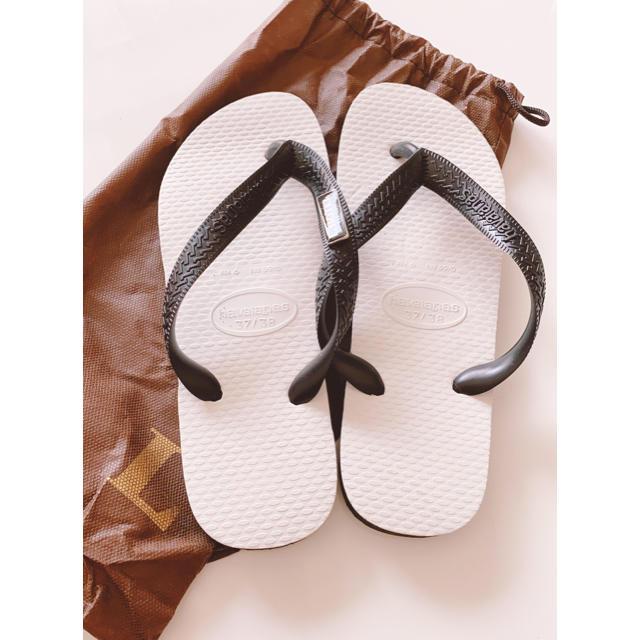 havaianas(ハワイアナス)のハワイアナス 23.5cm ビーチサンダル レディースの靴/シューズ(ビーチサンダル)の商品写真