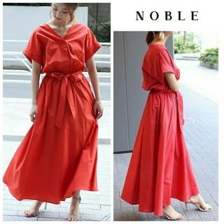 Noble - ⭐️Noble⭐️ノーブル⭐️タイプライターマキシワンピース