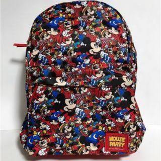 Disney - 香港ディズニー 日本未発売 90th リュック 総柄