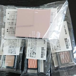 ORBIS - 【未開封】アイシャドウ3色ケース付き