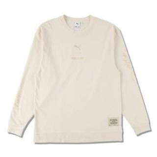 シー(SEA)の【XL】PUMA WIND AND SEA BYE DYE LS Tシャツ(Tシャツ/カットソー(七分/長袖))