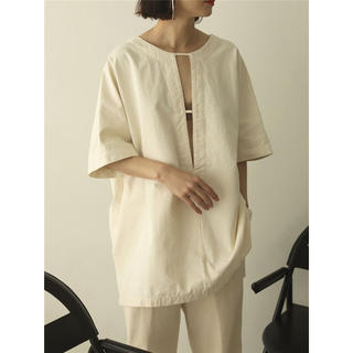 TODAYFUL - TODAYFUL (新品未使用)Cotton Pique Blouse 20ss