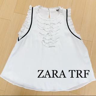 ZARA - ZARA TRFノースリーブ
