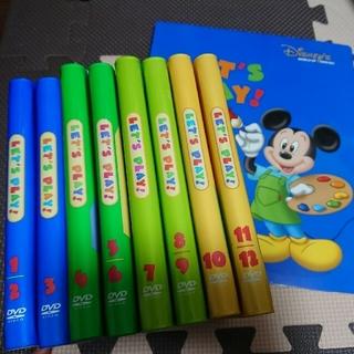 Disney - ディズニー英語システム DWE レッツプレイ
