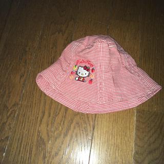 サンリオ(サンリオ)のベビー帽子とシャツ、ズボン(帽子)
