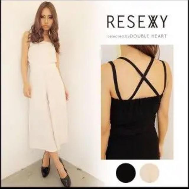 RESEXXY(リゼクシー)のRESEXXY オールインワン レディースのパンツ(オールインワン)の商品写真