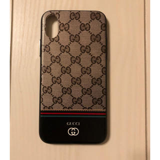 Gucci - Apple iPhone X グッチ 携帯ケース