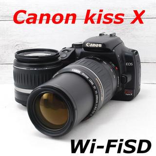 Canon - ❤️一眼デビュー❤️スマホ転送❤️Canon kiss X
