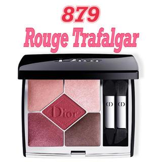 Dior - 箱付き新品 Dior 新作 サンククルール ルージュトラファルガー 879