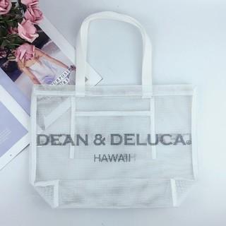 DEAN & DELUCA - 新品タグ付★DEAN&DELUCA  メッシュ トートバッグ
