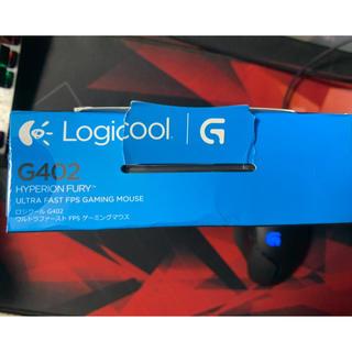 Logicoolゲーミングマウスg402