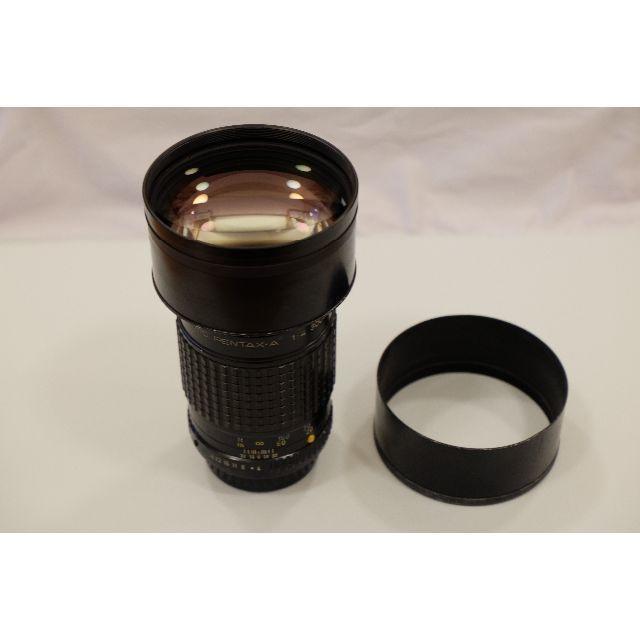 PENTAX(ペンタックス)のペンタックス smc PENTAX-A★ スターレンズ 300mm F4ジャンク スマホ/家電/カメラのカメラ(レンズ(単焦点))の商品写真