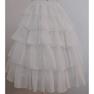 Victorian maiden - ヴィクトリアンメイデン アンダーシフォンスカート