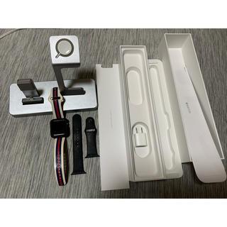 Apple Watch - Apple Watch2 42mm充電スタンドセット