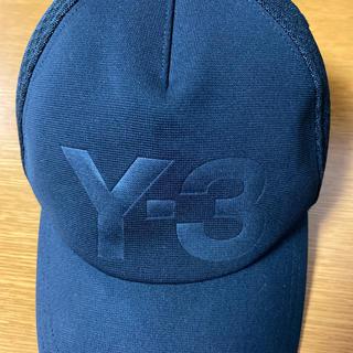 ワイスリー(Y-3)のワイスリー y-3 adidas キャップ ブラック 黒(キャップ)