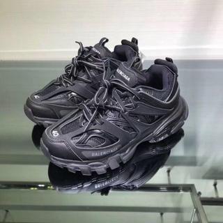 Balenciaga -  40 (25cm-25.5cm)balenciaga track ブラック