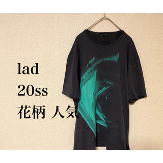 ラッドミュージシャン(LAD MUSICIAN)のlad musician 20ss Tシャツ 人気 42サイズ 緑 グリーン(Tシャツ/カットソー(半袖/袖なし))