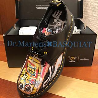 ドクターマーチン(Dr.Martens)の【完売入手困難】Dr.MartensxBASQUIAT コラボ 1461(ブーツ)