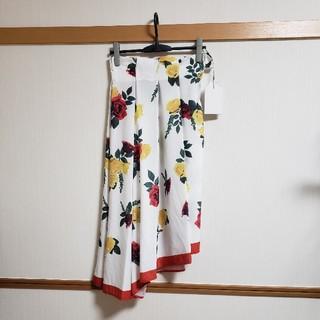 Ameri VINTAGE - 新品 アメリヴィンテージ 花柄 スカート♡