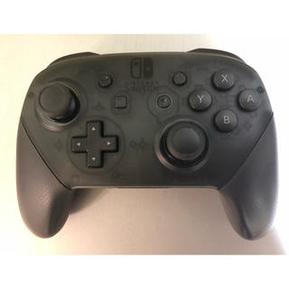 Nintendo Switch - ニンテンドースイッチ プロコントローラー