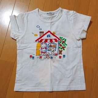 familiar - ファミリア 女児Tシャツ 110 USED