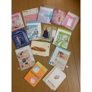 レターセットまとめ売り(カード/レター/ラッピング)