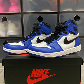 NIKE - NIKE AIR JORDAN1 RETRO HIGH OG GAMEROYAL