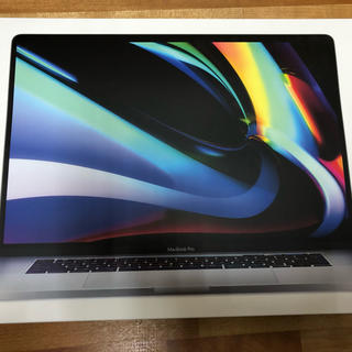 Apple - MacBook Pro 2300/16 MVVK2J/A [スペースグレイ]