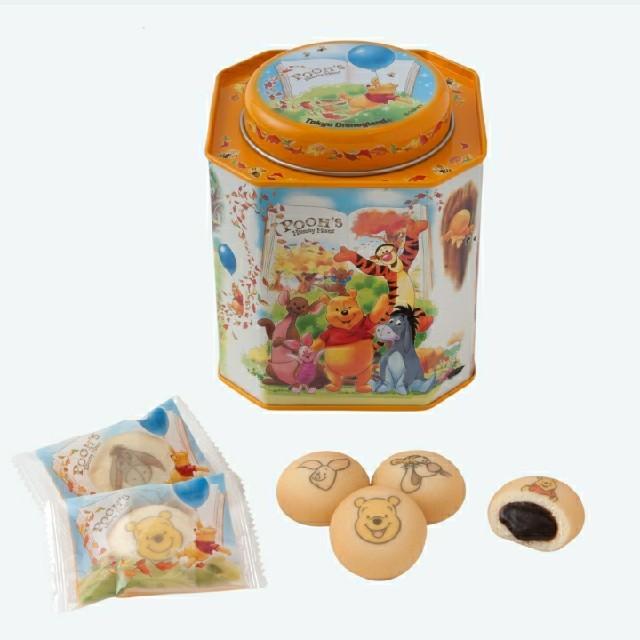 Disney(ディズニー)の東京ディズニーリゾート限定品 くまのプーさん クッキー TDL  TDR エンタメ/ホビーのおもちゃ/ぬいぐるみ(キャラクターグッズ)の商品写真