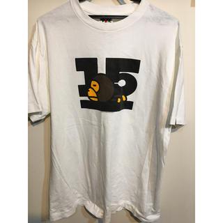 アベイシングエイプ(A BATHING APE)の希少 A BATHING APE  15周年 記念 Tシャツ マイロ エイプ(Tシャツ/カットソー(半袖/袖なし))
