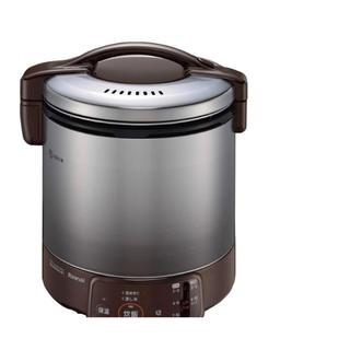 リンナイ(Rinnai)のRinnai 20合ガス炊飯器 RR-100VQ(炊飯器)