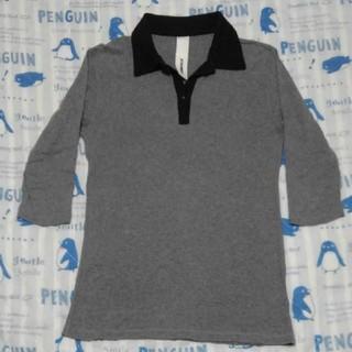 アタッチメント(ATTACHIMENT)の最終値下げ 未使用に近い ATTACHMENT 半袖ポロシャツ(ポロシャツ)
