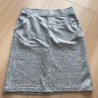 UNIQLO - ユニクロ☆スウェットスカート