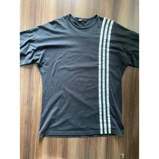 Y-3 - Y-3 3ストライプカットソーTシャツ