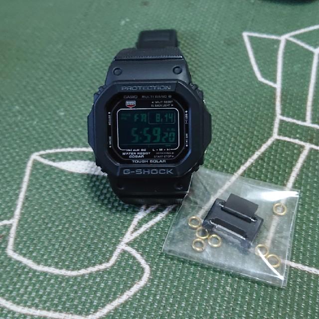 G-SHOCK(ジーショック)のみちら様専用 CASIO Gショック M5610 超美品 予備コマ1個 メンズの時計(腕時計(デジタル))の商品写真