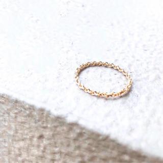 アメリヴィンテージ(Ameri VINTAGE)のfull moon ring*フルムーン(満月)リング(リング(指輪))