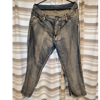 デニム ジーパン パンツ 大きいサイズ レディース 4L