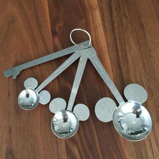 Disney - ミッキー 計量スプーン4本セット