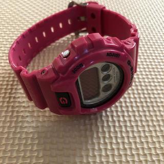 ジーショック(G-SHOCK)のCrazy Colors DW-6900CS-4JF G-SHOCK(腕時計(デジタル))