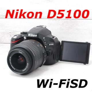 Nikon - ❤️シャッター回数わずか1723枚❤️スマホ転送❤️Nikon D5100