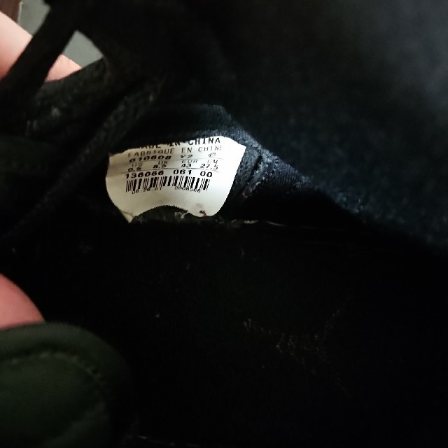 NIKE(ナイキ)のAIR JORDAN NIKE エアージョーダン 1 サイズ 27.5㎝ メンズの靴/シューズ(スニーカー)の商品写真