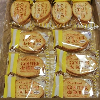 ガトーフェスタ ハラダ レジェ  10袋 ハラダのラスク 洋菓子 焼き菓子