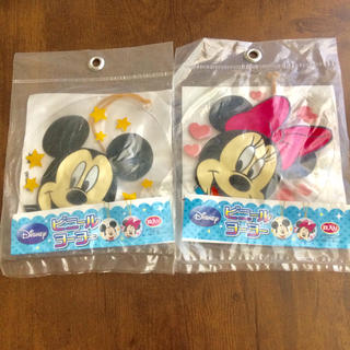 Disney - 【先着1名様限定★新品未使用】ディズニー ミッキーミニー ビニールヨーヨーセット