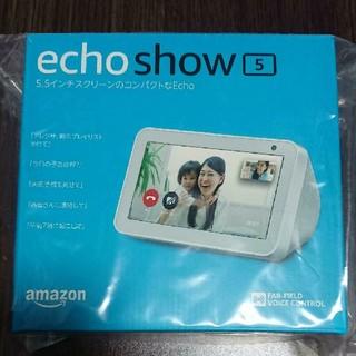 ECHO - Amazon echo show 5 新品