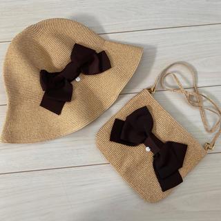 Tartine et Chocolat - 美品★タルティーヌエショコラ★帽子&バッグ