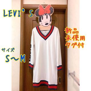 リーバイス(Levi's)のLEVI'S リーバイス 膝丈ワンピース ロングワンピース ワンピース(ひざ丈ワンピース)