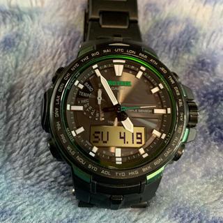カシオ(CASIO)のプロトレック 電波 ソーラー(腕時計(デジタル))